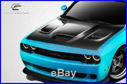 08-18 Dodge Challenger Hellcat Carbon Fiber Creations Body Kit- Hood! 112475