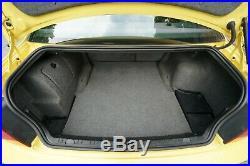 2004 BMW M3 Dakar Yellow, 6-Speed Manual CSL Carbon Fiber