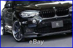 2014-2018 Racingsportplus Bmw X6m/x5m F85/f86 Carbon Fiber Front Lip Body Kit