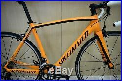 2015 Specialized Tarmac Sport Road Bike Orange/Black 54cm