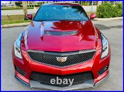 2017 Cadillac ATS -V TWIN TURBO CARBON FIBER PKG MSRP$81K NO RESERVE