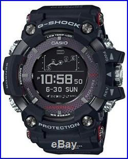 2018 NEW CASIO Watch G-SHOCK Rangeman Solar Assist GPS GPR-B1000-1JR Men's F/S