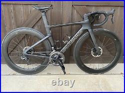 2019 Specialized S-Works Venge Disc Road Bike 49cm Carbon Dura Ace