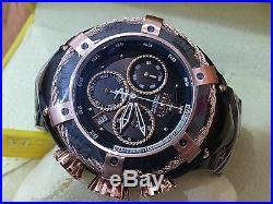 22175 Invicta Reserve 52mm LTD JT Thunderbolt Swiss Quartz Black Ion plate Watch
