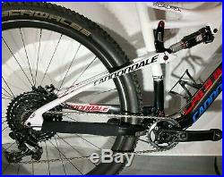 22.5 LBS Cannondale Scalpel Si 1 carbon 29er Large, Magura TS8 Fork 10Kg