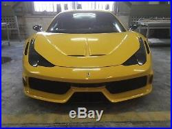 458 Special Style Front Bumper Fits For Ferrari 458 Italia&Spider Body Kit