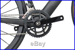700C Road Bike 11s Disc brake Full Carbon AERO Frame Wheels Racing Bicycle 56cm