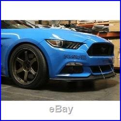 APR Performance Carbon Front Wind Splitter Ford Mustang with Performance 15-17 New