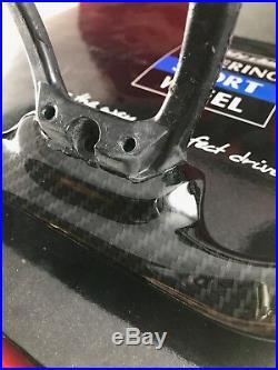 Buddy Club Steering Wheel Carbon Fiber 2016+ CIVIC 2017+ CIVIC Type-r Fk8 New
