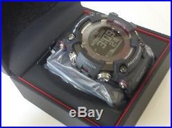 CASIO 2018 G-SHOCK Rangeman GPR-B1000-1JR GPS Men's Watch New in Box