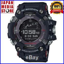 CASIO G-SHOCK GPR-B1000-1JR RANGEMAN SURVIVAL NAVIGATOR GPS Men Watch Japan