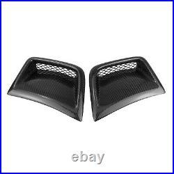 Carbon Fiber Front Bumper Side Air Vent For Subaru STI WRX GRB Wagon 10th 08-14