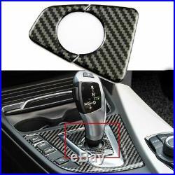 Carbon Fiber Full Interior Trim Sticker Decor Cover For BMW 3 4 Series F30 F32