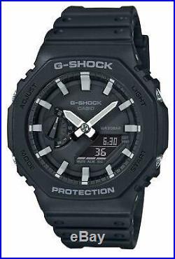 Casio GA-2100-1AER GA-2100-1A GA-2100-1Ajf G-shock Carbon Core Guard