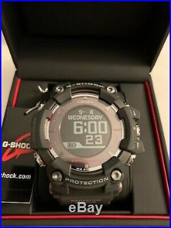 Casio G-Shock GPRB1000-1 Rangeman GPS Triple Black Mens Watch NIB FAST SHIP