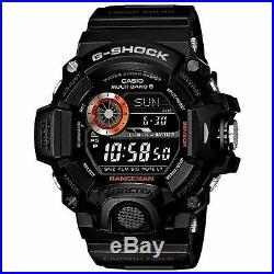 Casio G-Shock GW-9400BJ-1JF Master of G Rangeman Triple Sensor Watch Japan Ver