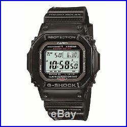 Casio G-Shock GW-S5600-1JF Tough Solar Radio Controlled MULTIBAND 6 Men's Watch