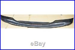E46 M3 Bmw Csl Style Real Carbon Fiber Front Lip Spoiler 2001-2006
