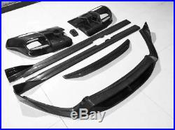 Ferrari F12 DM Full Carbon Fiber Body Kit Front lip Side skirt Diffuser Spolier
