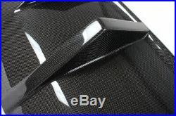 Fits 11-16 BMW 5 Series F10 M Sport DTM Style Rear Diffuser Carbon Fiber CF