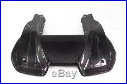 For McLaren MP4 RV Style Carbon Fiber Front Bumper Lip Diffuser Side Body Kit