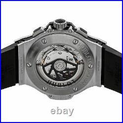 Hublot Big Bang Auto 44mm Steel Mens Strap Watch Date Chrono 301. SM. 1770. RX