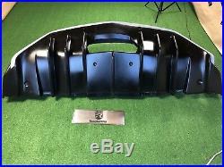 LAMBORGHINI AVENTADOR LP700 LP720 LP750SV Style Rear Bumper Diffuser Body Kit