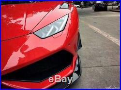 Lamborghini Huracan LP610 Carbon Fiber Full Body Kit SideSkirt Front Lip Spolier