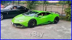 Lamborghini Huracan LP610/LP580 MY Style Carbon Fiber Spoiler body kit