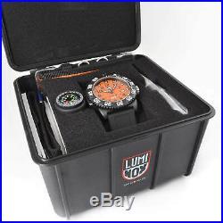 Luminox Men's Scott Cassell Multi Strap Watch Set 3059. SET AUTHORIZE Dealer