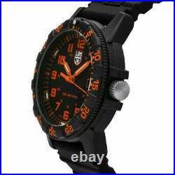 Luminox Men's Watch Sea Turtle Giant 0320 Series Black Dial Strap 0329