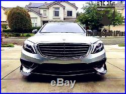 Mercedes-Benz S63/S65 Carbon Fiber Kit Full Body Kit Carbon Fiber Front Lip