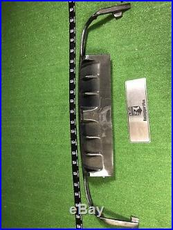 Mercedes-Benz S63/S65 Carbon Fiber Kit Full Body Kit Front Lip Diffuser Spolier