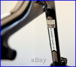 NOS 2012 Trek Superfly 100 Pro Carbon 29 Full Suspension Frame-FRONT ONLY 21/XL