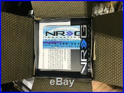 NRG Steering Wheel Quick Release Gen 2.0 BLACK CARBON