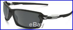 OO9302-03 Mens Oakley Carbon Shift Sunglasses Matte Black Iridium Polarized