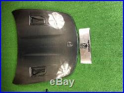 Porsche 718 Carbon Fiber Body Kit Carbon Fiber Front Hood Bonnet