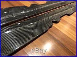 RACINGSPORTPLUS Ferrari F12 DM Style Carbon Fiber Side Skirt BODY KIT
