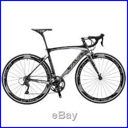 SAVA Carbon Road Bike, Warwind5.0 700C Racing Bicycle with Shimano 105 R7000 22S