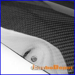 US Carbon Fiber Exhaust Diffuser Rear Bumper CSL Style Fit for BMW E46 M3 01-06