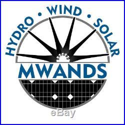 Vertical Axis VAWT Wind Turbine Generator PMG Missouri Wind and Solar
