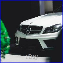 W204 Mercedes-Benz AMG C63 C300 C250 BK Full Body Kit Front Rear Bumper Side